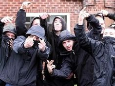 Image result for hoodie gang