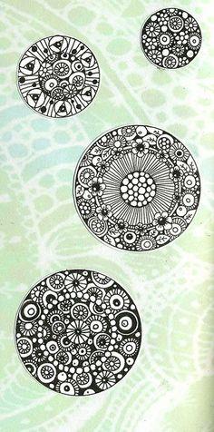 #doodle circles