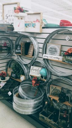Hobby Lobby shelves I decorated with the other day ❤ I absolutely love these! Already selling out. Hobby Lobby shelves I decorated with the other day ❤ I absolutely love these! Already selling out. Hobby Lobby Furniture, Hobby Lobby Decor, Office Furniture, Office Decor, Small Basement Remodel, Basement Remodeling, Kitchen Remodeling, Hobby Lobby Shelves, Rustic Decor