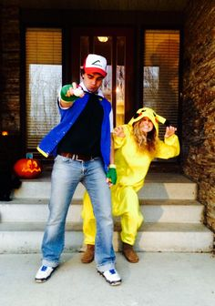 15 Incredibly Easy Group and Couple Halloween Costume Ideas