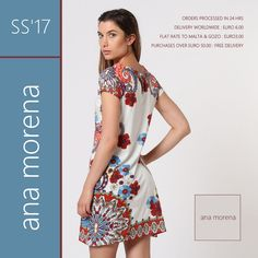 Shopping online with ana morena is a breeze. www.anamorena.eu