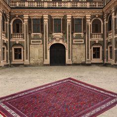 Vintage Semi Antique rug Engelas 9.4 x 7 ft / by Bohemianrugstore