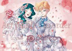 Amara & Michelle wedding by Pillara