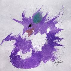 Nidoking by BOMBATTACK.deviantart.com on @DeviantArt
