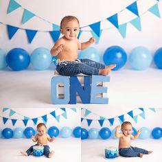 Airplane Party Favors, Blue Cakes, 1st Boy Birthday, Cake Smash, Photoshoot, Halloween, Simple, Boys, Photography
