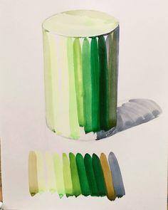 사진 설명이 없습니다. Diy And Crafts, Crafts For Kids, Oil Painting For Beginners, Light And Shadow, Art Education, Art School, Elementary Schools, Art Lessons, Art For Kids