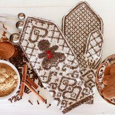 Knit Mittens, Mittens Pattern, Yarn Crafts, Diy And Crafts, Knitting Yarn, Knitting Patterns, Crochet Stitches, Knit Crochet, Toddler Mittens
