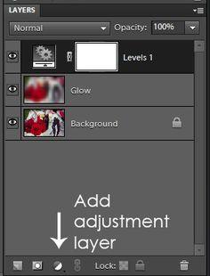 add adj layer
