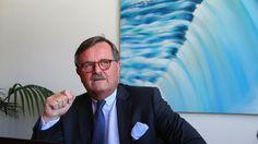 Warnt vor Euthanasie: Ärztepräsident Frank Ulrich Montgomery.