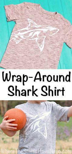 Wrap-Around Shark Sh