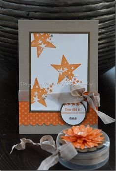 SAB 2012 set Sprinkled Expressions by Monica Gale.  Great design and tip for better bow placement.