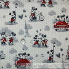 Fabric is NOT Sold by the yard, It IS Sold by the 1 QTY = 1 FQ; X OR Continuous Cut w/ QTY ordered. Fat Quarter (FQ) gives opportunity to cut larger pieces of fabric than from a regular Quarter Yard. Scrap Fabric Projects, Fabric Scraps, Quilting Fabric, Flannel Quilts, Cotton Quilts, Mickey Minnie Mouse, Black B, Love Craft, Disney Cars