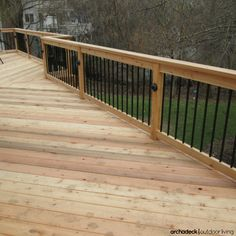 Lighting is one of the easiest and least expensive ways to get the biggest-bang-for-your-buck for a deck addition by extending its use into evening hours. | more at archadeckwestcounty.com