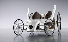 Mercedes Concept Car