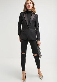 ¡Cómpralo ya!. Diesel GREGIEE JACKET Blazer 900.  , americana, americana, blazer, levita, levita, americanas, americanabásica, blezer, blazerdepunto, frock-coat. Americana  de mujer color negro de Diesel.