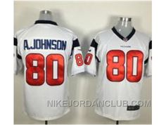 http://www.nikejordanclub.com/nike-houston-texans-80-andre-johnson-whlie-game-jerseys-w6nyh.html NIKE HOUSTON TEXANS #80 ANDRE JOHNSON WHLIE GAME JERSEYS W6NYH Only $23.00 , Free Shipping!
