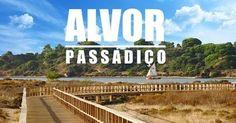 Passadiço de Alvor - Algarve - Portugal HD #music