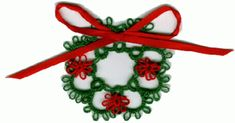This Christmas tatting pattern is the perfect size for wearing as a lapel pin. You can also use to for embellishing handmade Christmas cards. The tatting tutorial is short and sweet and can be view…