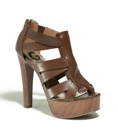 GUESS Sinkitt Platform Wedges - Very nice from G by Guess