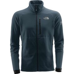 The North Face Men's Summit FuseForm Grid Fleece Jacket Turbulence Grey XL Summit Series, Mens Fleece, Jackets Online, Jacket Style, The North Face, Jackets For Women, Grid, Hoodies, Casual
