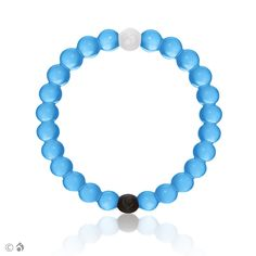 Blue Lokai Bracelet | We are very proud to announce the launch of our first limited-edition colored lokai in support of World Water Day. Buy a blue lokai before World Water Day (March 22nd) and we'll donate $3 to our partner, charity: water. 100% of this donation will go toward supporting charity: water's mission of bringing access to clean water to millions of people in developing countries.