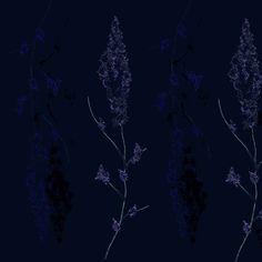 Final Design. #Print #Design #Illustration #Surfacepattern #Floral #patterndesign #lavender #illustration #purple