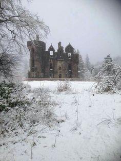 Dunans Castle, Scotland