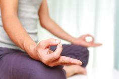 How to Begin to Meditate | Learn how to relieve stress through meditating, with these meditation tips for beginners. #mindfulness http://blog.myfitnesspal.com/how-to-begin-to-meditate/?utm_source=mfp&utm_medium=Pinterest