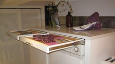 Laundry Room Drying Rack Design, Pictures, Remodel, Decor and Ideas - page 6