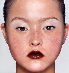 "devon aoki for NARS ""makeup your mind"" 2001 Beauty Ad, Asian Beauty, Hair Beauty, 70s Makeup, Hair Makeup, Makeup Goals, Makeup Inspo, Devon Aoki, Aesthetic People"