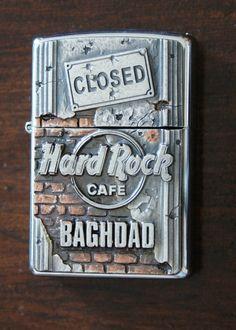 Zippo HRC BAGHDAD CLOSED