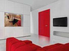 décoration-d-interieur-rouge