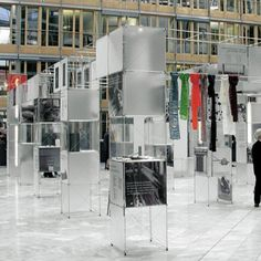 Exhibition systems | constructiv CLIC | Burkhardt Leitner. Check it out on Architonic