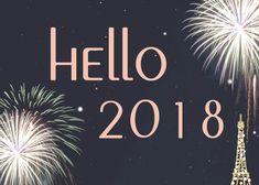 Cette année nous vous souhaitons d'être la personne que vous souhaitez être et de n'avoir jamais de regrets. La vie est une fête alors profitez-en ! HAPPY NEW YEAR !!!!!!!  #bonneannee #thanks2017 #byebye2017 #welcome2018 #2018