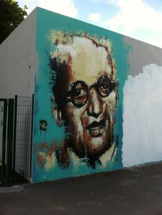GD #Streetart #Brest #urbacolors