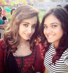 Trisha With Fan At Sathuranga Vettai 2 Shooting Spot Stills