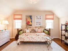 Dp-cottage Kids-rooms from DC Design House on HGTV