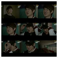 Total heartache for me seeing Chilbong cry :( #Reply1994 #YooYeonSeok