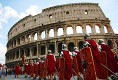 Happy Birthday Roma In occasion of Rome's Foundation Anniversary in April 21, 2014, a series of events and initiatives will celebrate the origins of the Eternal City