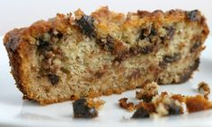 This moist banana bread is good on its own, but we like it with chocolate chips. Walnuts, cranberries, or cherries would be delightful as well.      This recipe works for SCD when you exclude the chocolate chips. Read more...