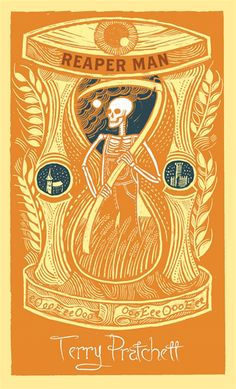 "Terry Pratchett's ""Discworld"" Series Gets Stunning Collector's Edition Cover Art"