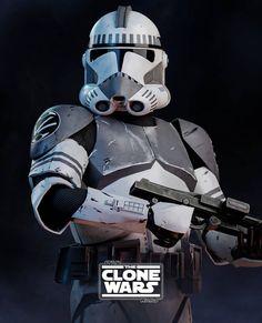 Star Wars Rpg, Star Wars Clone Wars, 501st Legion, Star Wars Pictures, Star Wars Wallpaper, Clone Trooper, Star Wars Characters, Mandalorian, Army