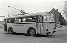 MAN Oberleitungsbus MPE I