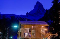The Backstage Loft — Zermatt, Switzerland, Luxury Ski Chalets, Ski Boutique