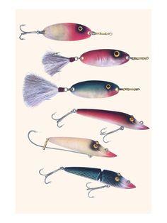 Fishing Art Prints at AllPosters.com