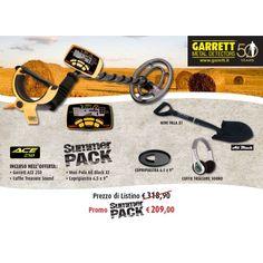 Promozione Estate Garrett ACE 250