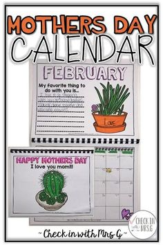 Students can use this plant themed template to create a beautiful and personal calendar for their parent or guardian on Mother's Day. Each month includes an image to color and a short writing prompt. Homemade Mothers Day Gifts, Mothers Day Gifts From Daughter, Unique Mothers Day Gifts, Gifts For Mum, Mother Day Gifts, Life Skills Classroom, Teaching Social Skills, Teaching Language Arts, Counseling Activities