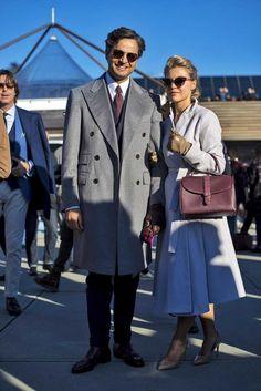 Sprezzatura-Eleganza | takablotaro: Pitti Uomo Street Style Part 1 By...
