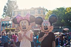 Minnie and Micky