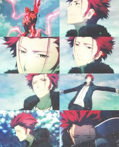 Suoh Mikoto - k project #anime Omg...the feels...